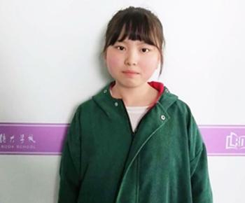 张子涵:美术生